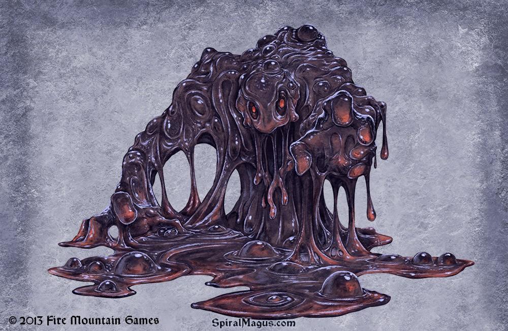 monsters michael d clarke spiralmagus